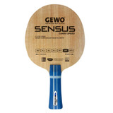 Combo - Gewo Holz Sensus Carbo Speed FL for combo (Add 2 Combo Rubber Sheets) Ping Pong Depot Table Tennis Equipement