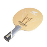 Combo - Cornilleau Hinotec OFF+ carbon FL Blade for combo (Add 2 Combo Rubber Sheets) Ping Pong Depot Table Tennis Equipement