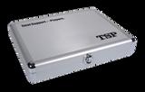 TSP Aluminium Pro Player Case Silver