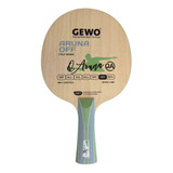Gewo Aruna OFF FL Blade Ping Pong Depot Table Tennis Equipment