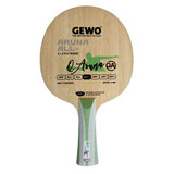Gewo Aruna Carbon ALL+ FL Blade Ping Pong Depot Table Tennis Equipment