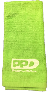 PPD Towel Green-White