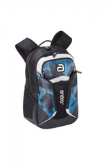 Andro Backpack Fraser Blue/Black Bag Ping Pong Depot Table Tennis Equipment