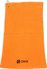 Onix Towel Orange-Black 2