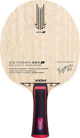Xiom Ice Cream AZXi FL Blade Ping Pong Depot Table Tennis Equipment