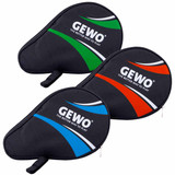 GEWO Round Cover Master with ball compartment Ping Pong Depot Table Tennis Equipment 1