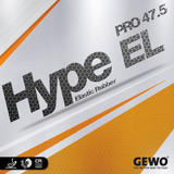 Rubber Sheet for Combo Blade - Gewo Hype EL Pro 47.5 Rubber Sheet (Only with 1 Combo Blade)