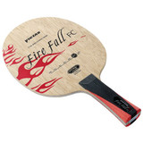 Combo     Victas Fire Fall FC blade for combo Add 2 Combo Rubber Sheets Ping Pong Depot Table Tennis Equipment