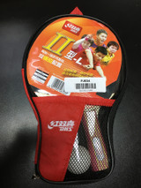DHS 2* Racket Set Ping Pong Depot Table Tennis Equipment