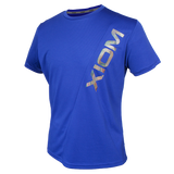 Xiom Trixy T-Shirt Royal Blue Ping Pong Depot Table Tennis Equipment 1