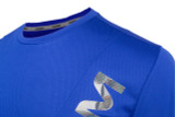 Xiom Trixy T-Shirt Royal Blue Ping Pong Depot Table Tennis Equipment 4