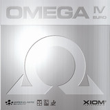 Xiom Omega IV Euro Ping Pong Depot Table Tennis Equipment