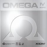 Xiom Omega IV Euro Ping Pong Depot Table Tennis Equipment
