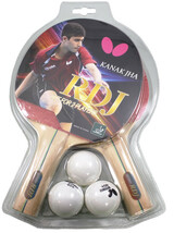 Butterfly RDJ - 2 Players Racket Set