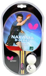 Butterfly Nakama S-2 Racket 1