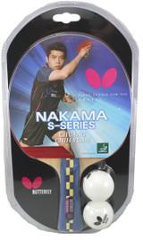 Butterfly Nakama S-4 Racket 1