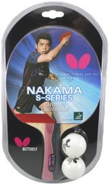 Butterfly Nakama S-5 Racket 1