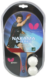 Butterfly Nakama S-8 Racket 1