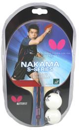 Butterfly Nakama S-9 Racket 1