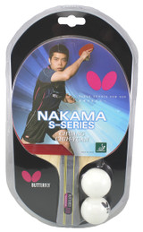 Butterfly Nakama S-10 Racket 1