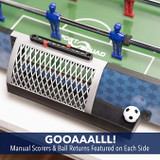 Joola FX40 Foosball Table Top Ping Pong Depot Table Tennis Equipment 6