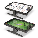 Magnetic Soccer & Hockey Table Top Ping Pong Depot Table Tennis Equipment 1
