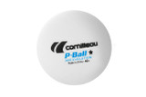 Cornilleau P-Ball ABS-Evolution 40+ 1* Balls (pack of 6)  Ping Pong Depot Table Tennis Equipment 2