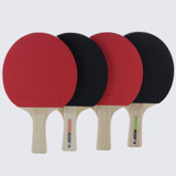 Cornilleau Sport Pack QUATTRO Racket Set (4 rackets and 4 balls) Ping Pong Depot Table Tennis Equipment 1