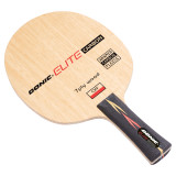 Combo - DONIC Elite Carbon blade for combo (Add 2 Combo Rubber Sheets)