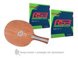 andro Gauzy HL OFF FL - R53 Max R - R53 2.0mm B Racket Special