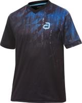 Andro Narcas Black/Blue T-Shirt