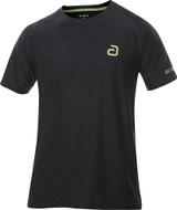 Andro Alpha Melange Pro Black/Green T-Shirt