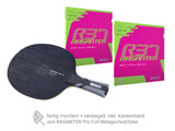 andro Novacell ALL S FL - R37 2.0mm Racket Special