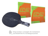 andro Novacell ALL S FL -R42 2.0mm R -R42 1.7mm B Racket Special