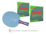 andro Gauzy BL7 OFF FL - R48 Max R- R48 2mm B Racket Special