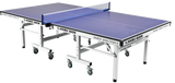 "Double Queen ""Finest Selection"" 25mm Blue Table 2, includes Net & Post set. Ping Pong Depot Table Tennis Equipment"