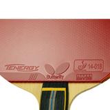 Butterfly Pro Line Racket Zhang Jike ALC FL with Tenergy 80 2