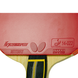 Butterfly Pro Line Racket Zhang Jike Super ZLC FL with Bryce High Speed