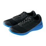 Victas 611 Black-Blue Shoes 1
