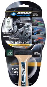 Donic-Schildkrot Legends 1000 FSC Racket Ping Pong Depot Table Tennis Equipment 1