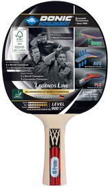 Donic-Schildkrot Legends 900 FSC Racket Ping Pong Depot Table Tennis Equipment 1