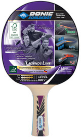 Donic-Schildkrot Legends 800 FSC Racket Ping Pong Depot Table Tennis Equipment 1