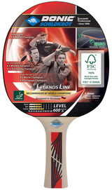 Donic-Schildkrot Legends 600 FSC Racket Ping Pong Depot Table Tennis Equipment 1