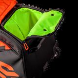 Onix Pro Team Wheeled Duffle Orange/Black 6