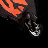 Onix Pro Team Wheeled Duffle Orange/Black 7
