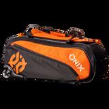Onix Pro Team Wheeled Duffle Orange/Black 8