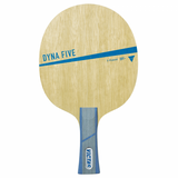 Combo - Victas Dyna Five FL Blade for combo (Add 2 Combo Rubber Sheets)