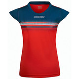 Donic Draft Lady Navy-Red Shirt 1