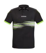 DONIC Raceflex Black Shirt 1