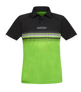 DONIC Draft Black-Lime Shirt